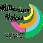 Logo Gospelchor Millenium Voices Gernsbach