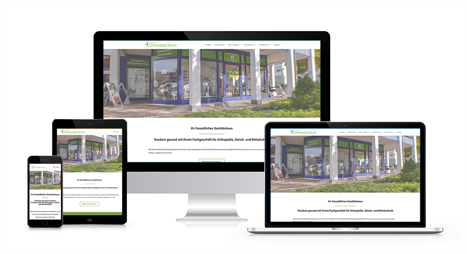 werbekueche-kunden-projekt-orthopaedie-wurst-responsive-webdesign